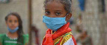 Koronavirüsü salgını, Yemen'de zaten açlıkla, susuzlukla, kolera ve akut ishal gibi ölümcül hastalıklarla savaşan çocuklar için yeni bir tehdit.